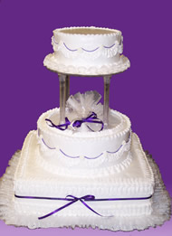 boiled icing wedding cake the patisserie wedding cakes 12088